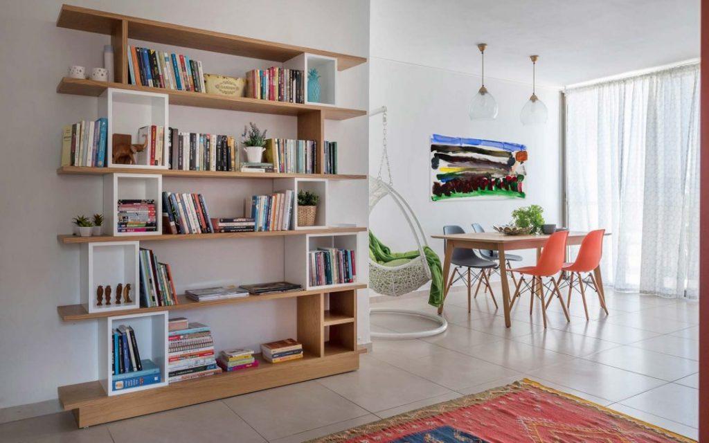 שיפוץ דירה לחדר מגורים