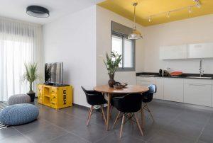 על שימוש בצבע לחידוש רהיטים