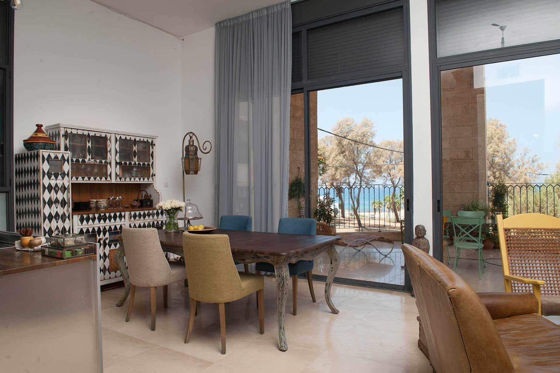 הפרויקטים של אביב קופלר- שיפוץ דירה בזמן שיא