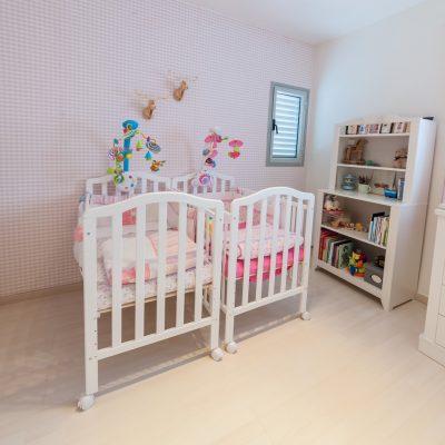 עיצוב ושיפוץ חדר לילדים