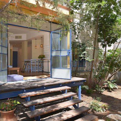 להרגיש בבית על גג העולם – שיפוץ דירת גג